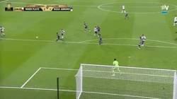 Enlace a Golaaaaazo espectacular de Quintero para remontar el partido para River