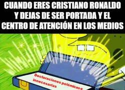 Enlace a Cristiano Ronaldo como siempre...
