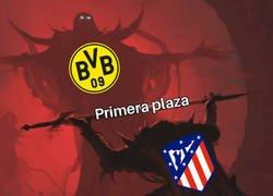 Enlace a El Atlético es incapaz de marcarle al Brujas y se complica la vida