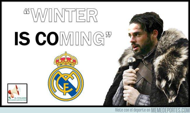 1058899 - El invierno llega al Real Madrid