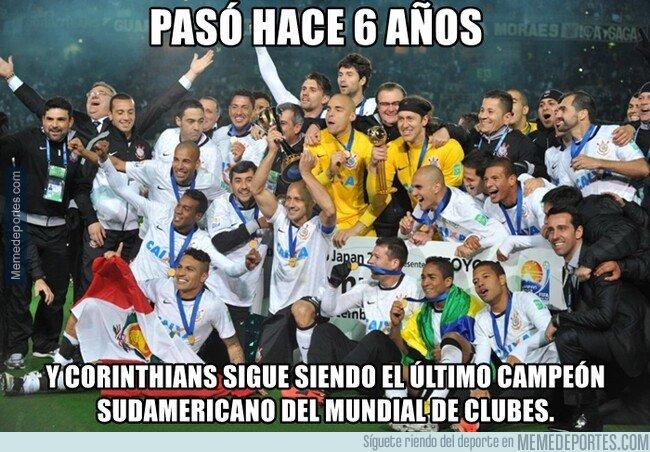 1059045 - El último campeón sudamericano del mundial de clubes
