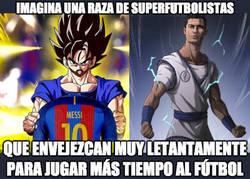 Enlace a Una raza de superfutbolistas