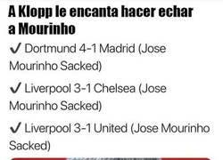 Enlace a Y 3 títulos con el United en 2 años, contra 0 títulos en 3