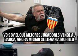Enlace a Valencia y Sevilla compiten por ser el mejor vendedor para el Barça