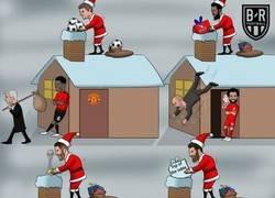 Enlace a Así pasaran la Navidad estos equipos, por @brfootball