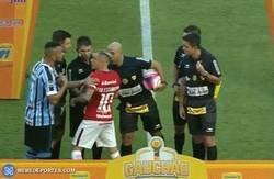 Enlace a Pues nada, solo el sorteo de capitanes en el futbol brasileño