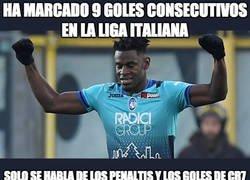 Enlace a Nadie habla de Duvan Zapata, un colombiano que lo está petando en la liga italiana