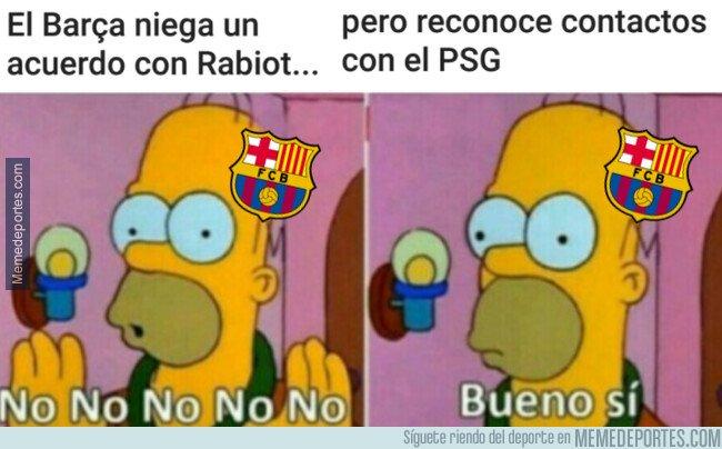 1060262 - Cuando le preguntas al Barça si está interesado en Rabiot