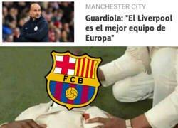 Enlace a Guardiola ha cambiado de opinión