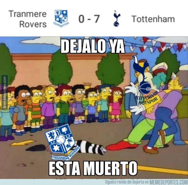 1060639 - El Tottenham se da un festín en la FA Cup