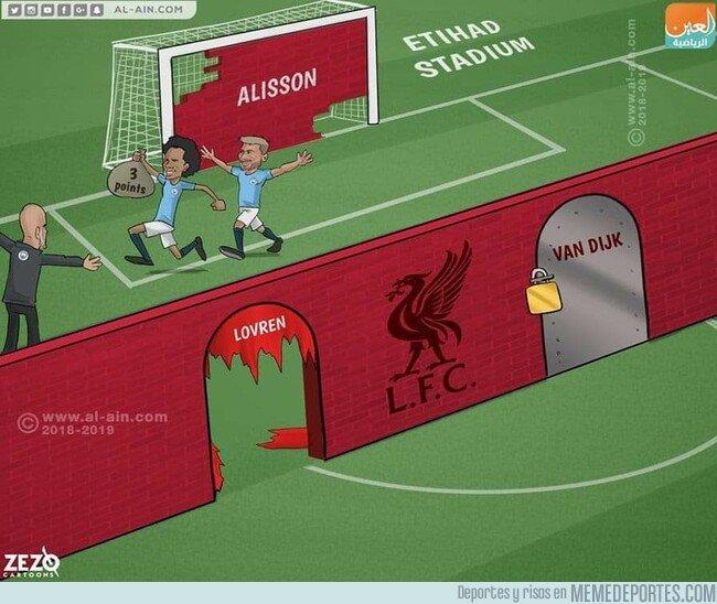 1060810 - Defensa del Liverpool este año