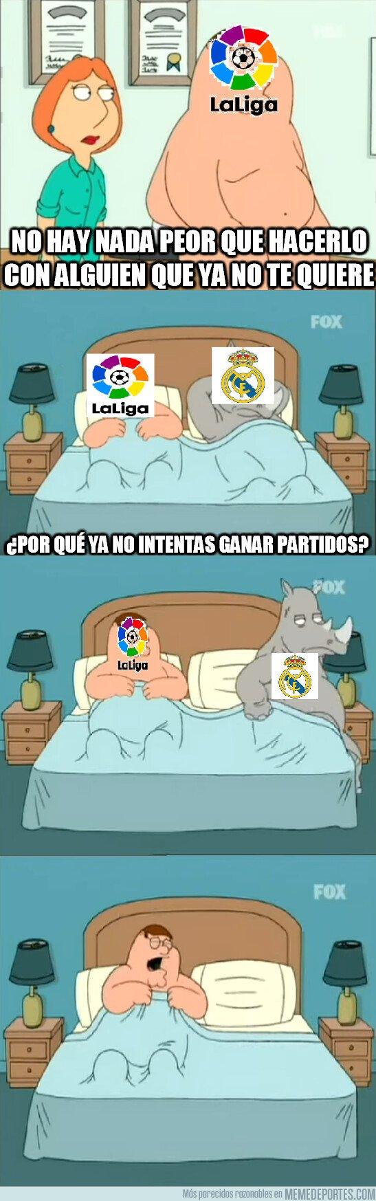 1060904 - La liga muy despechada por el Madrid estos últimos años