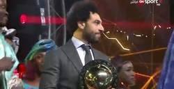 Enlace a La celebración de Salah en el African Footballer of the Year parece la inauguración de un mundial