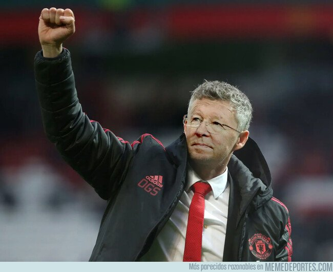 1061335 - Sir Alex Gunaar Solksjaer