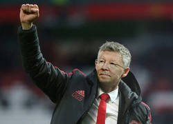 Enlace a Sir Alex Gunaar Solksjaer