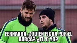Enlace a El Barça tiene 2 candidatos en su búsqueda de un 9