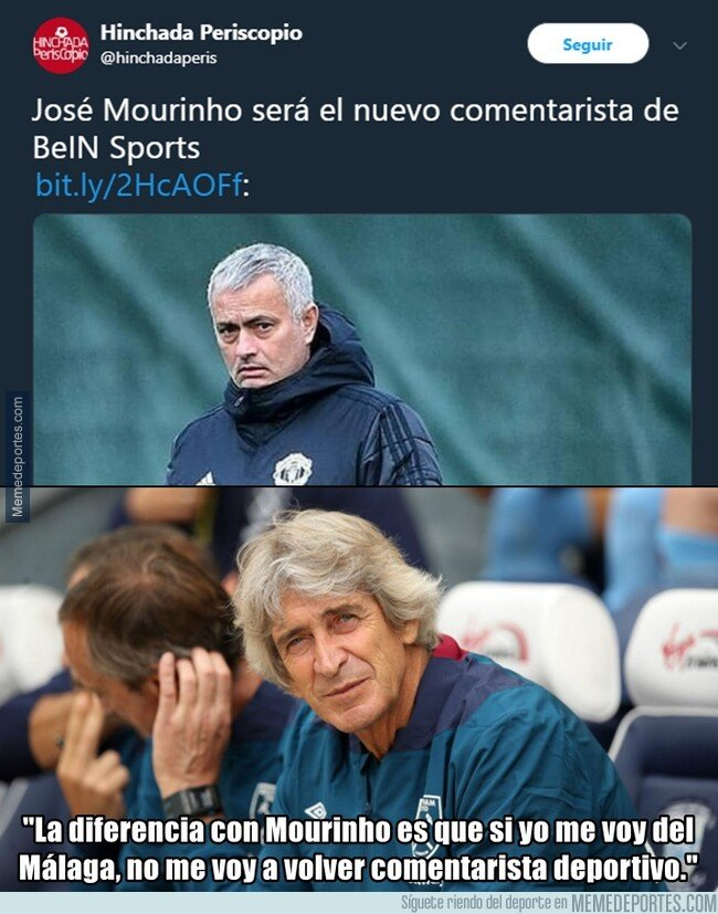 1061538 - Mourinho sale del paro