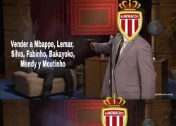 Enlace a Mónaco en puestos de descenso