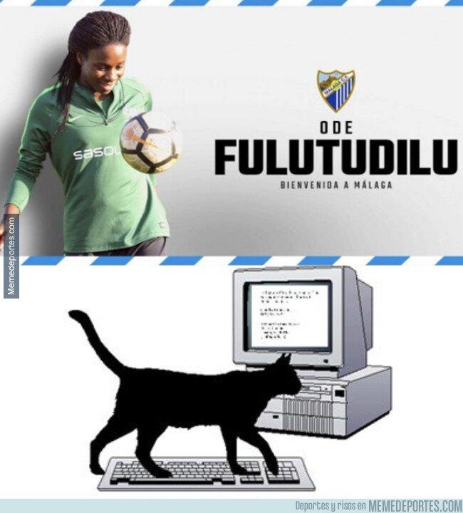 1062253 - El Málaga presenta a Fulitu... Fuludu... Futu... a Ode
