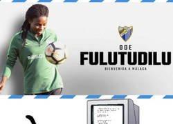 Enlace a El Málaga presenta a Fulitu... Fuludu... Futu... a Ode