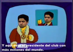 Enlace a Mientras tanto el Barça con De Jong....