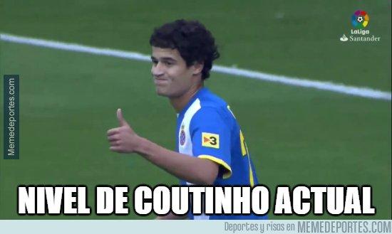 1062361 - ¿Qué le pasa a Coutinho?