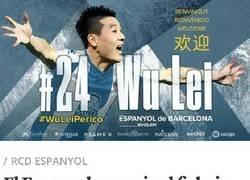 Enlace a Nuevo fichaje del Espanyol