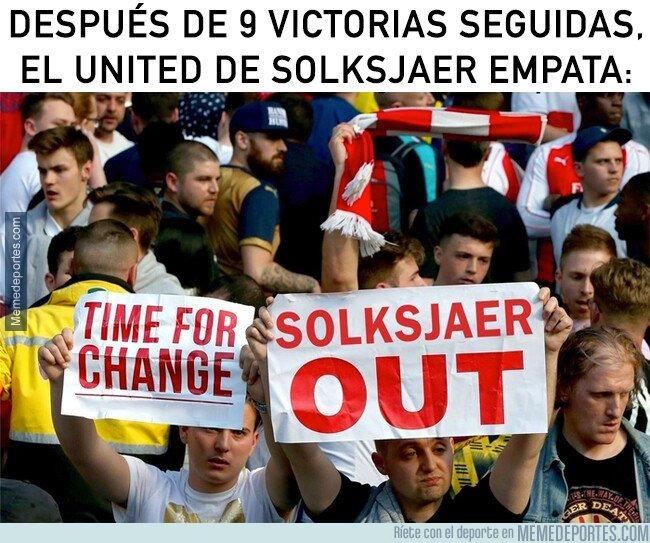 1062891 - ¡Parad el mundo! El United no ganó