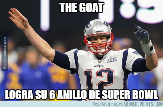 1063434 - The GOAT