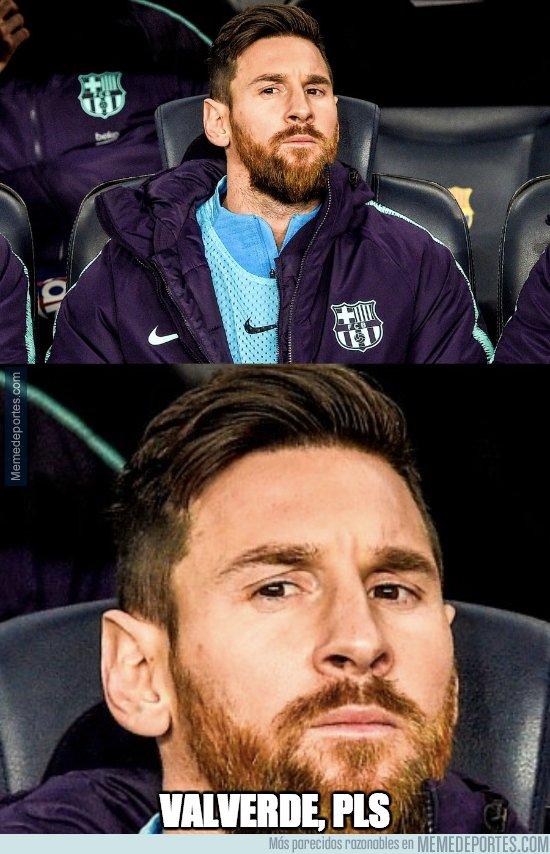 1063630 - Messi solo quiere salir