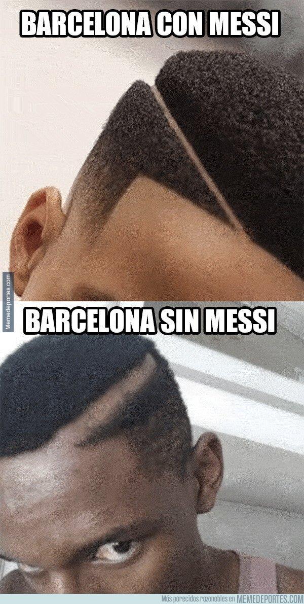 1063637 - Y mientras tanto, Messi en el banquillo
