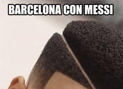 Enlace a Y mientras tanto, Messi en el banquillo