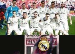 Enlace a Ya está aquí el Madrid