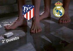 Enlace a El Madrid le comió la tostada al Atleti