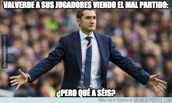 1064104 - La realidad de Valverde después del partido