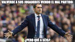 Enlace a La realidad de Valverde después del partido
