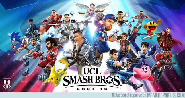 1064238 - La Champions ya está aquí de nuevo