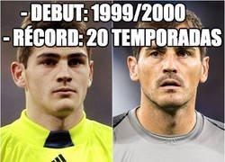 Enlace a Un Casillas lleno de récords en Champions