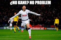 Enlace a Son adelanta al Tottenham ante el Dortmund