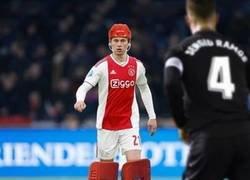 Enlace a Así se preparó De Jong para su encuentro con Ramos, por @mvan_berkel