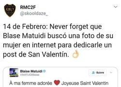 Enlace a Blaise Matuidi es un tío práctico, por @skooldaze_
