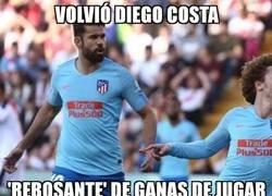 Enlace a Diego Costa ha vuelto con hambre