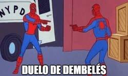 Enlace a Dembelé vs Dembelé
