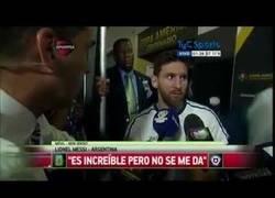 Enlace a Messi hoy contra el Lyon