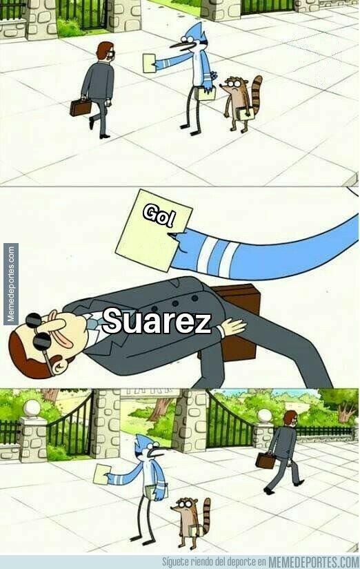 1065118 - Suárez contra el Lyon