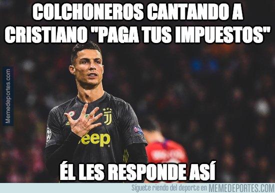 1065122 - Colchoneros vs Cristiano