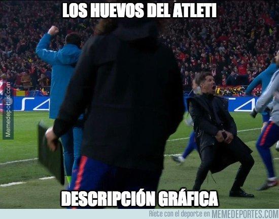 1065142 - Simeone tras el gol de Giménez