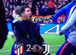 Enlace a Cholo, ¿cuántos goles ha marcado la Juve?