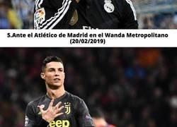 Enlace a Todos los gestos de desprecio y prepotencia de Cristiano Ronaldo en su carrera