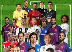Enlace a ¿Quién es el futbolista misterioso?